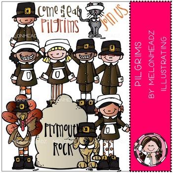 Pilgrim clipart melonheadz. Pilgrims clip art by