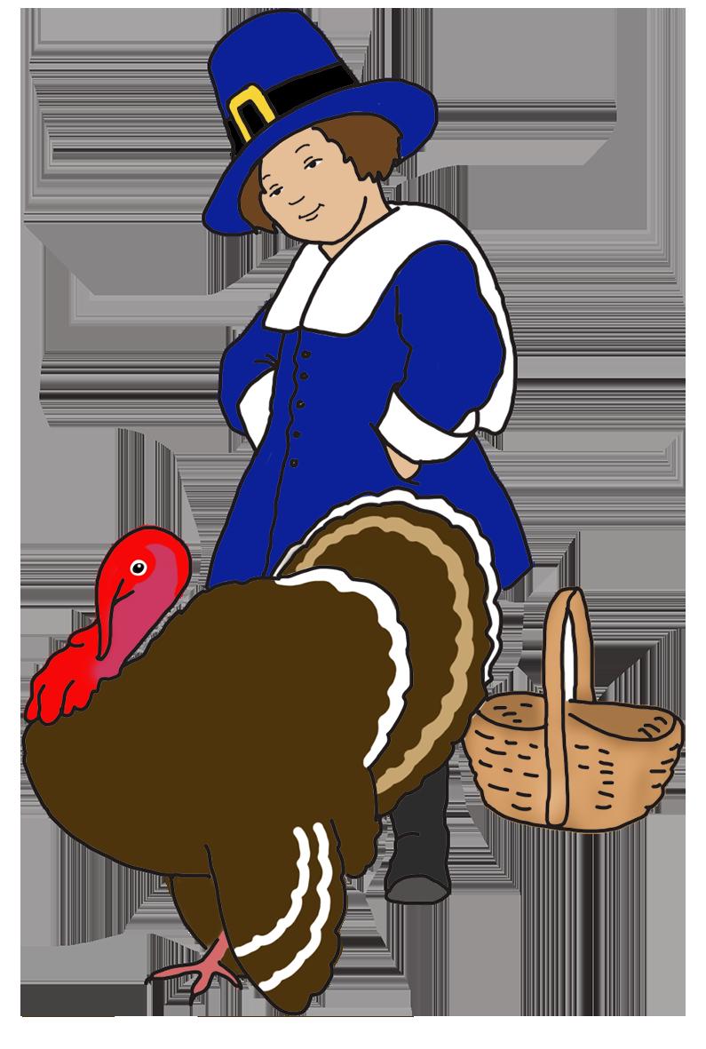 Happy thanksgiving pilgrim boy. Pilgrims clipart wampanoag tribe