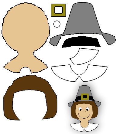 Thanksgiving cliparts free download. Pilgrims clipart puritan