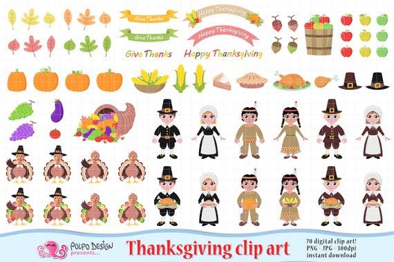 Pilgrims clipart scrapbook. Thanksgiving clip art turkey