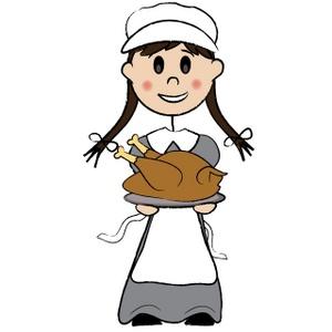 Free pilgrim girl cliparts. Pilgrims clipart amish