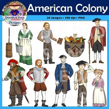 Pilgrims clipart english colony. American clip art jamestown