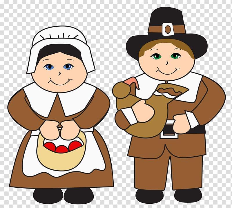 Pilgrims clipart pilgrim family. Woman carrying basket of