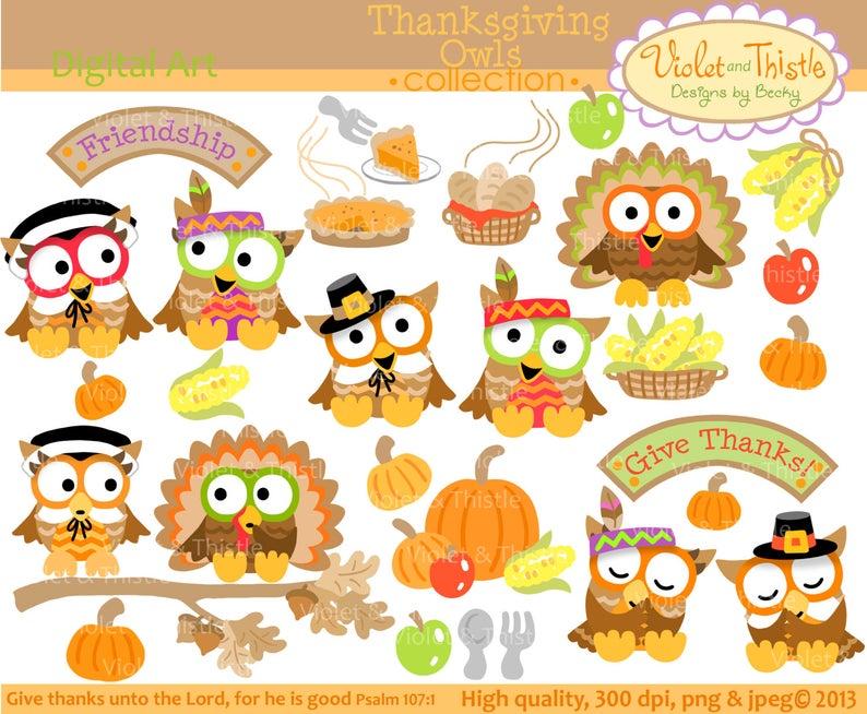Thanksgiving owls owl turkey. Pilgrims clipart printable