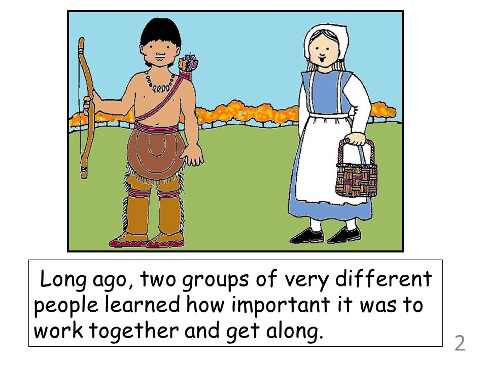 Pilgrims clipart wampanoag. And together they were
