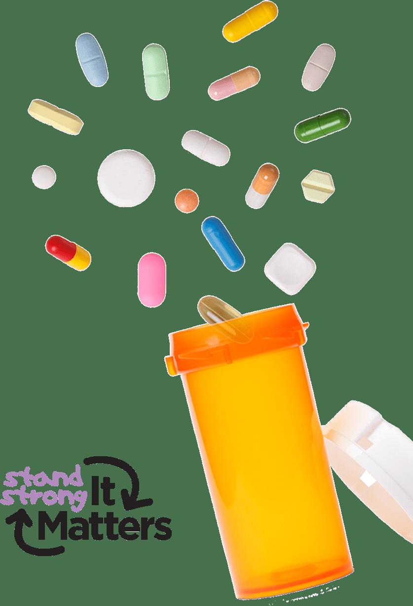 Pills clipart drug misuse. It matters prescription and