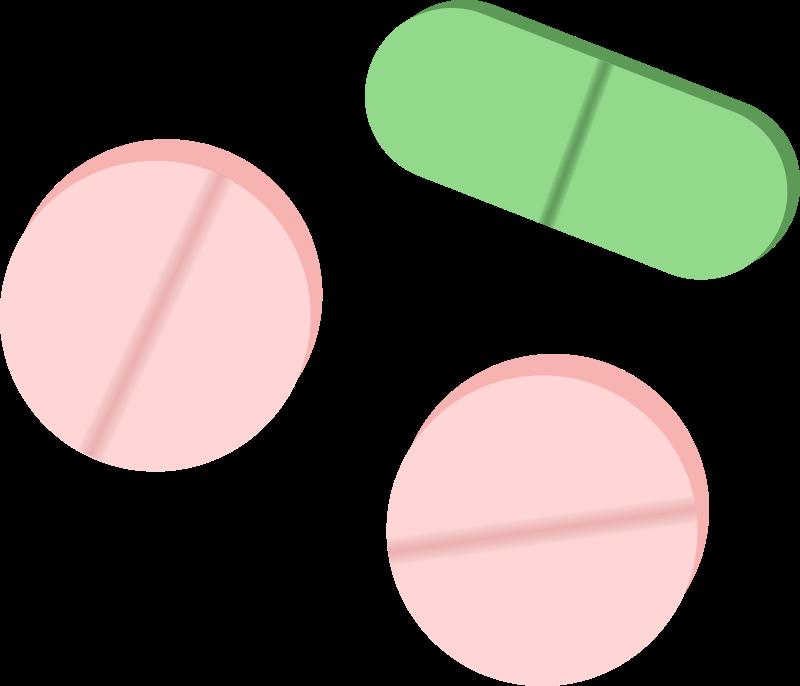 Medium image png . Pills clipart pink pill