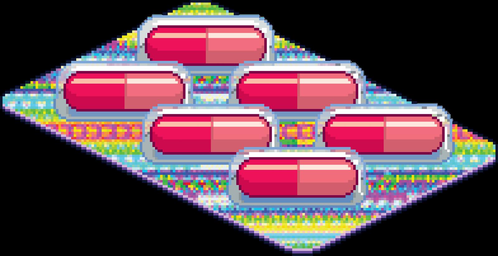The secret lives of. Pill clipart transparent tumblr