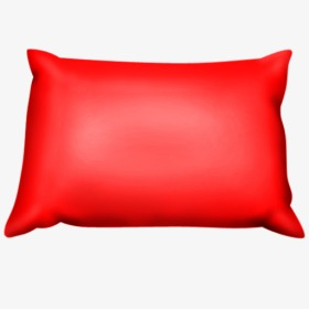 Pillow clipart. Red product kind goose