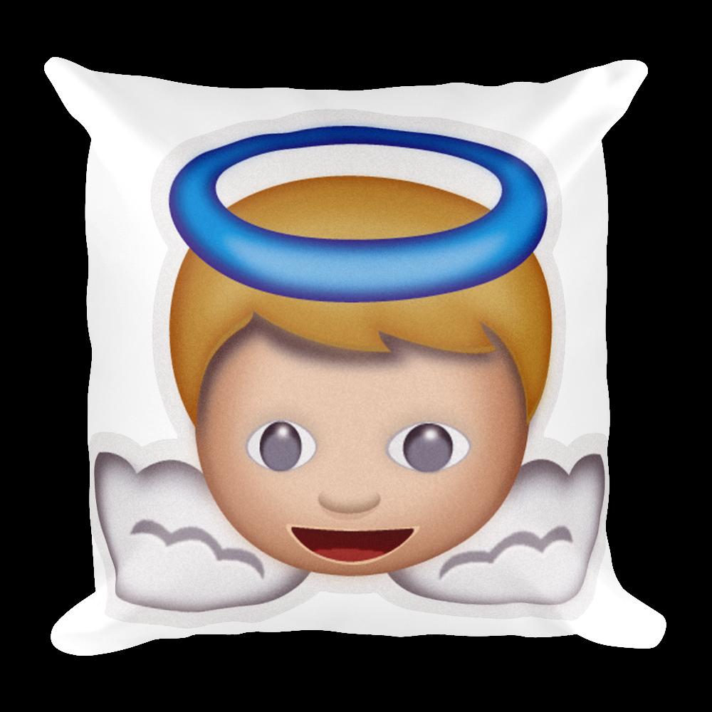 Emoji pillows people just. Pillow clipart baby pillow