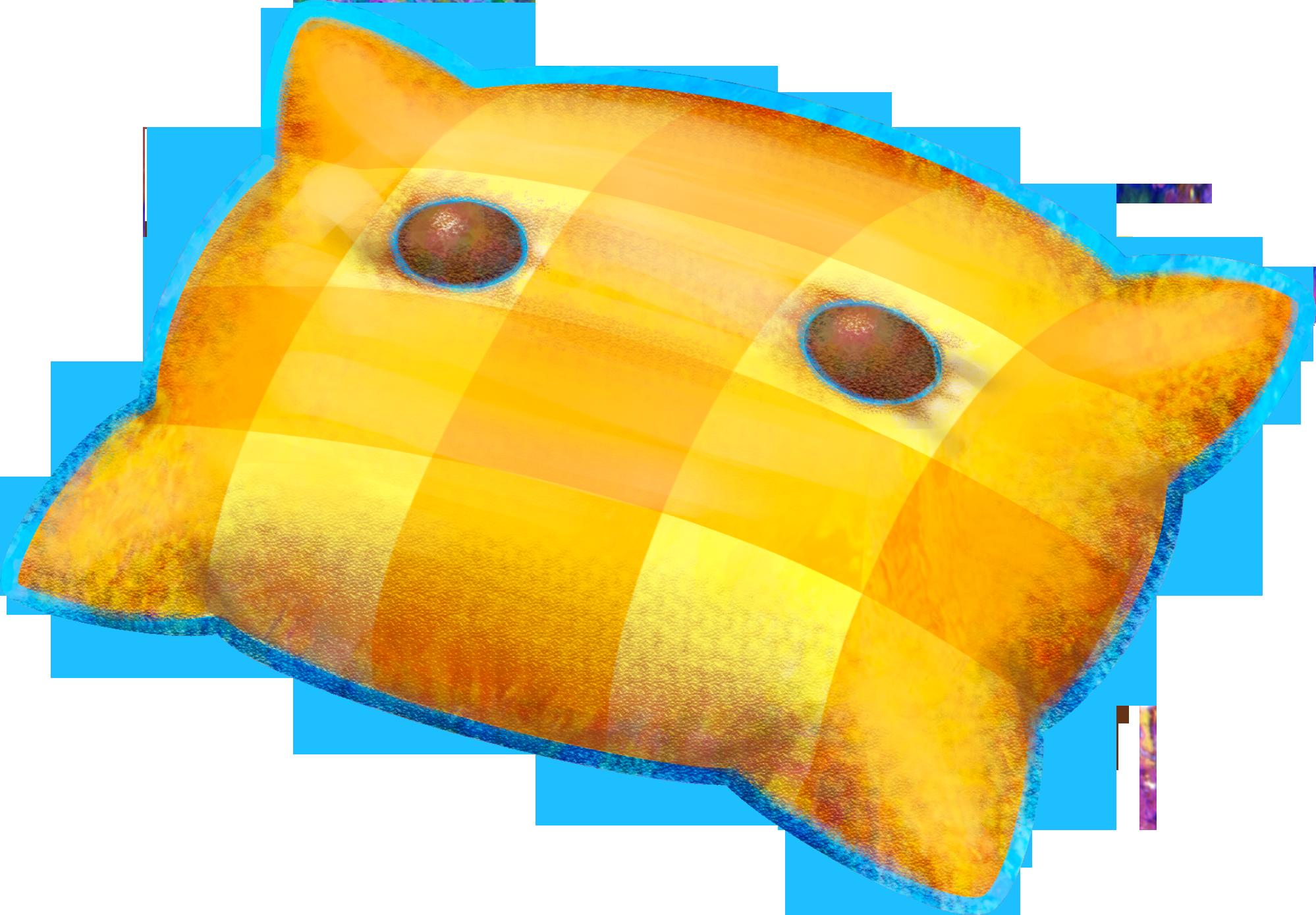 Image yellowpillow png fantendo. Pillow clipart clip art