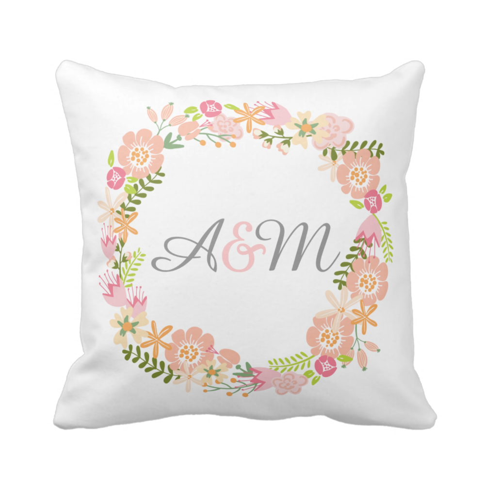 Gifts for the home. Pillow clipart cute pillow