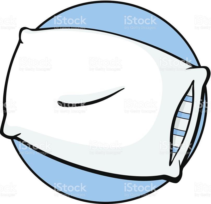 Pillow clipart pellow. Free cushion download clip
