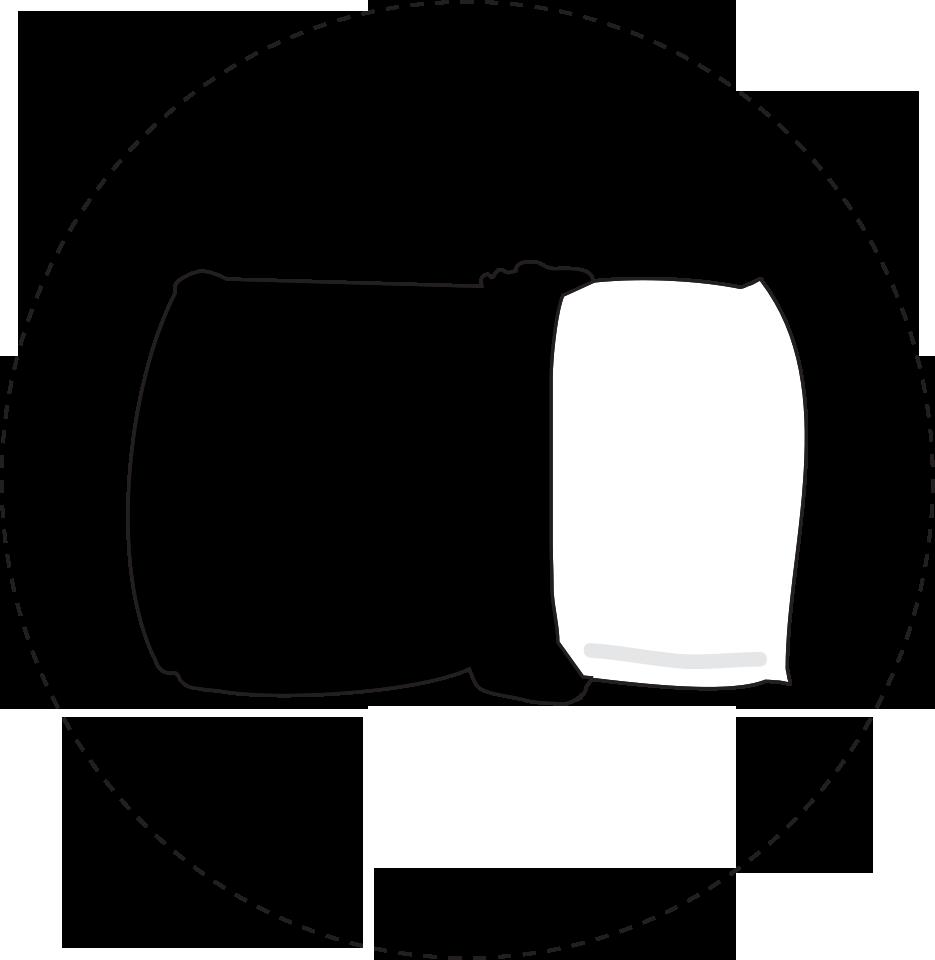 pillow clipart pilllow
