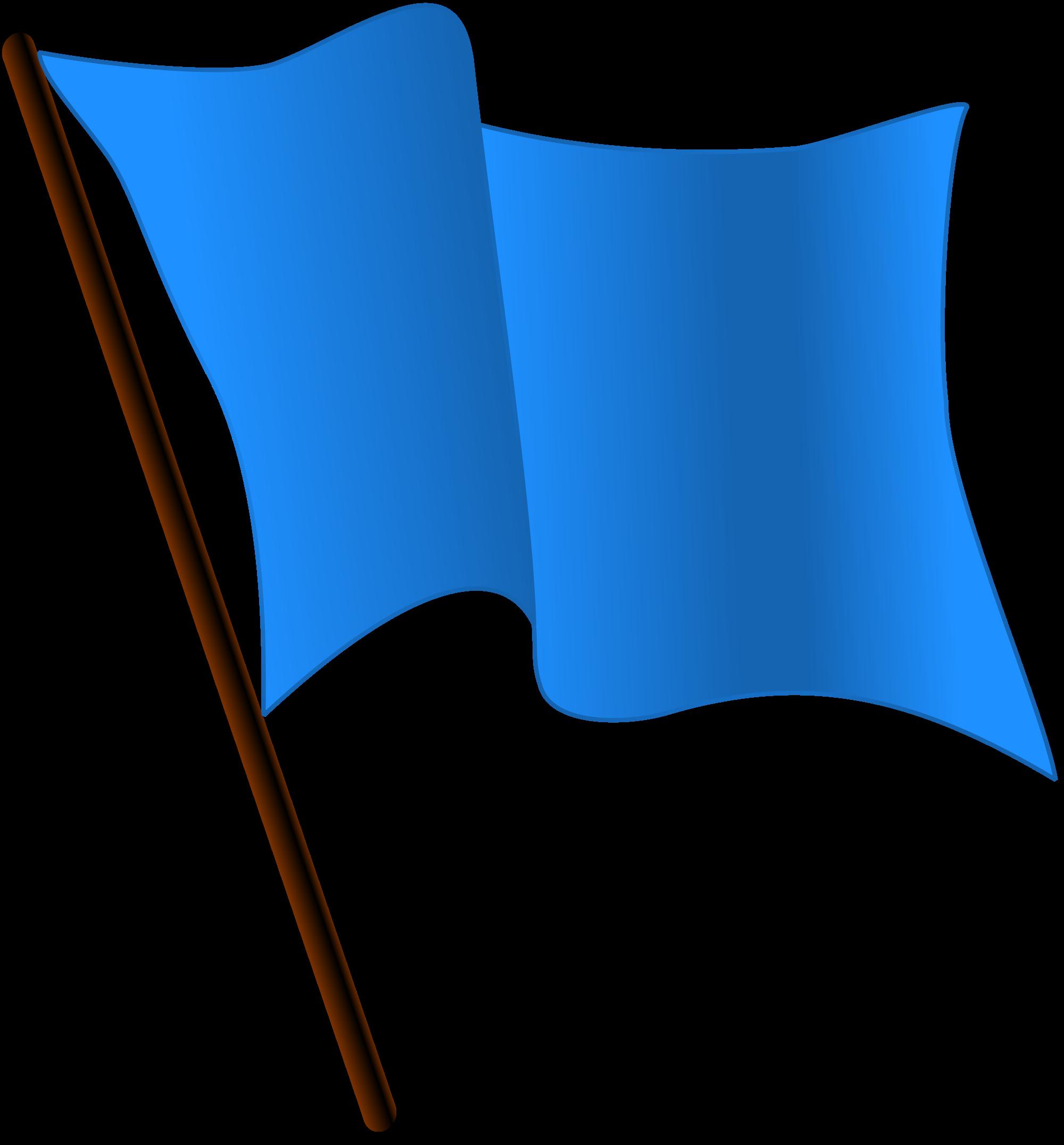 Pillow clipart svg. File dodgerblue flag waving