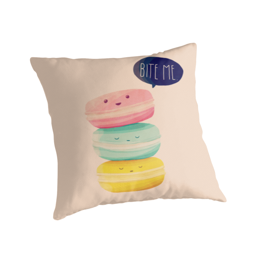 Pillow clipart yellow pillow. Redbubble review the styled