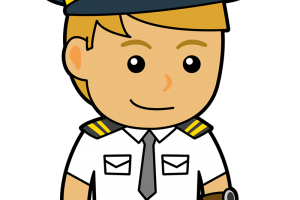 Pilot clipart.  collection of transparent
