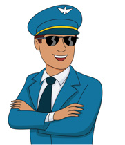 Search results for glass. Pilot clipart