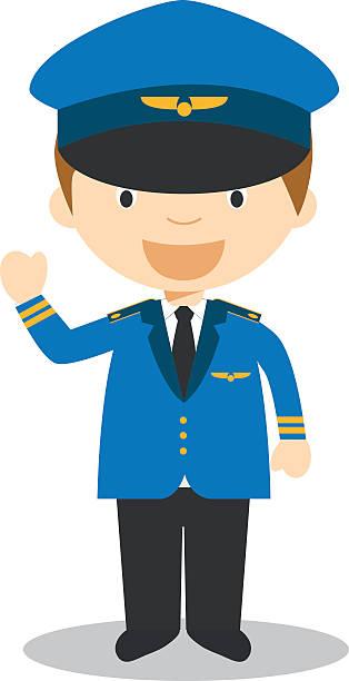 Pilot clipart. Station