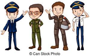 Pilot clipart air force pilot. Re panda free images