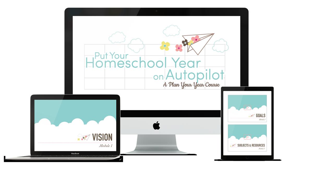Put your homeschool year. Schedule clipart homeschooling