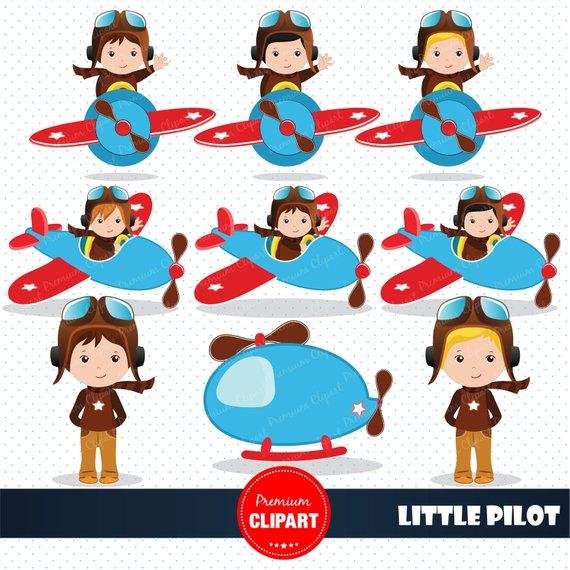 Pilot clipart aviator pilot. Commercial use party