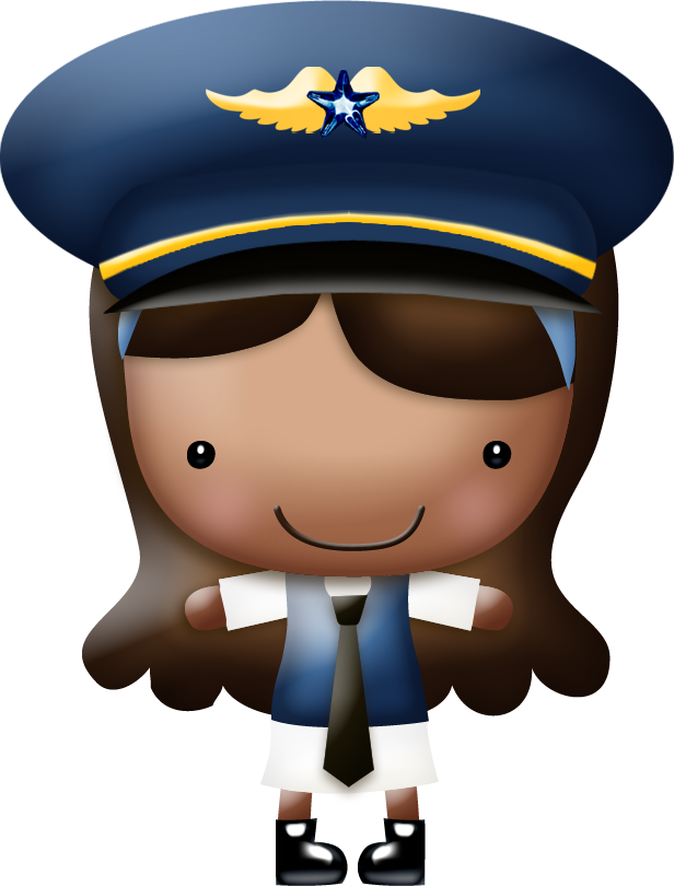 Nbeaudreau intheclouds girl png. Pilot clipart baby boy