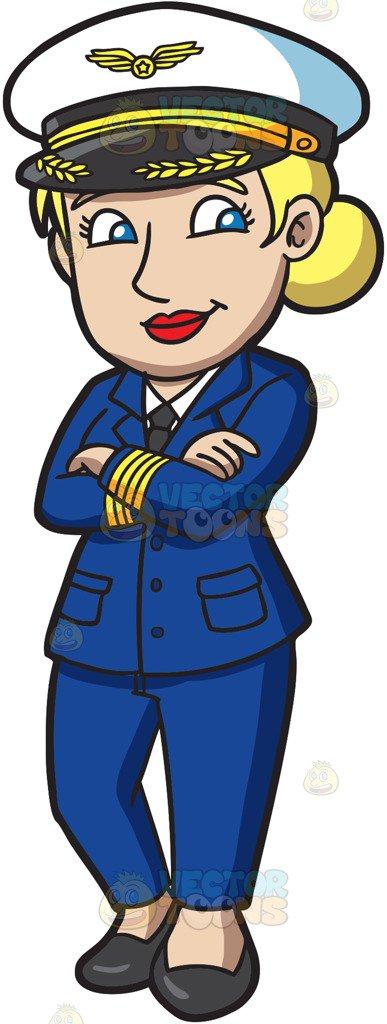 Portal . Pilot clipart girl pilot