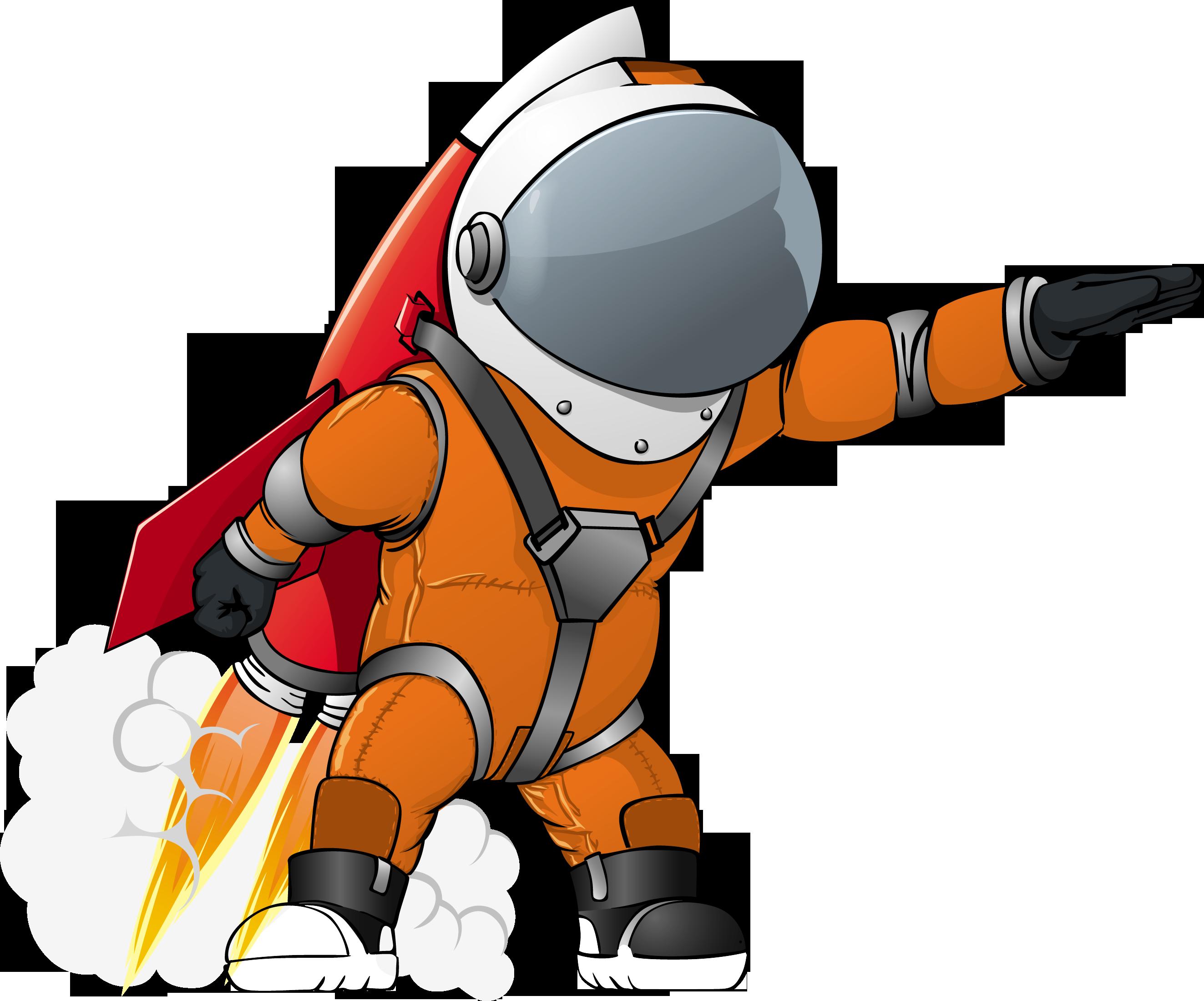 Pilot clipart person. Astronaut png image purepng
