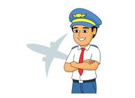 Pilot clipart person. Panda free images