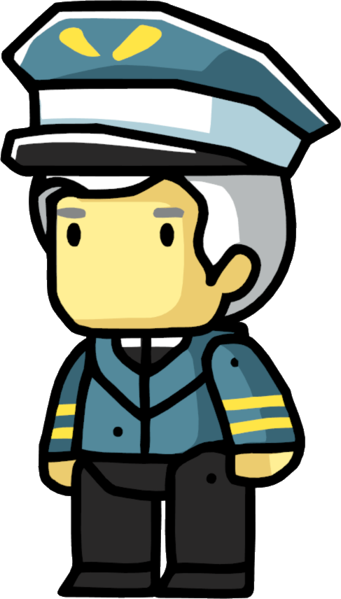 Pilot clipart pilot uniform. Scribblenauts wiki fandom powered