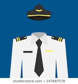 Portal . Pilot clipart pilot uniform