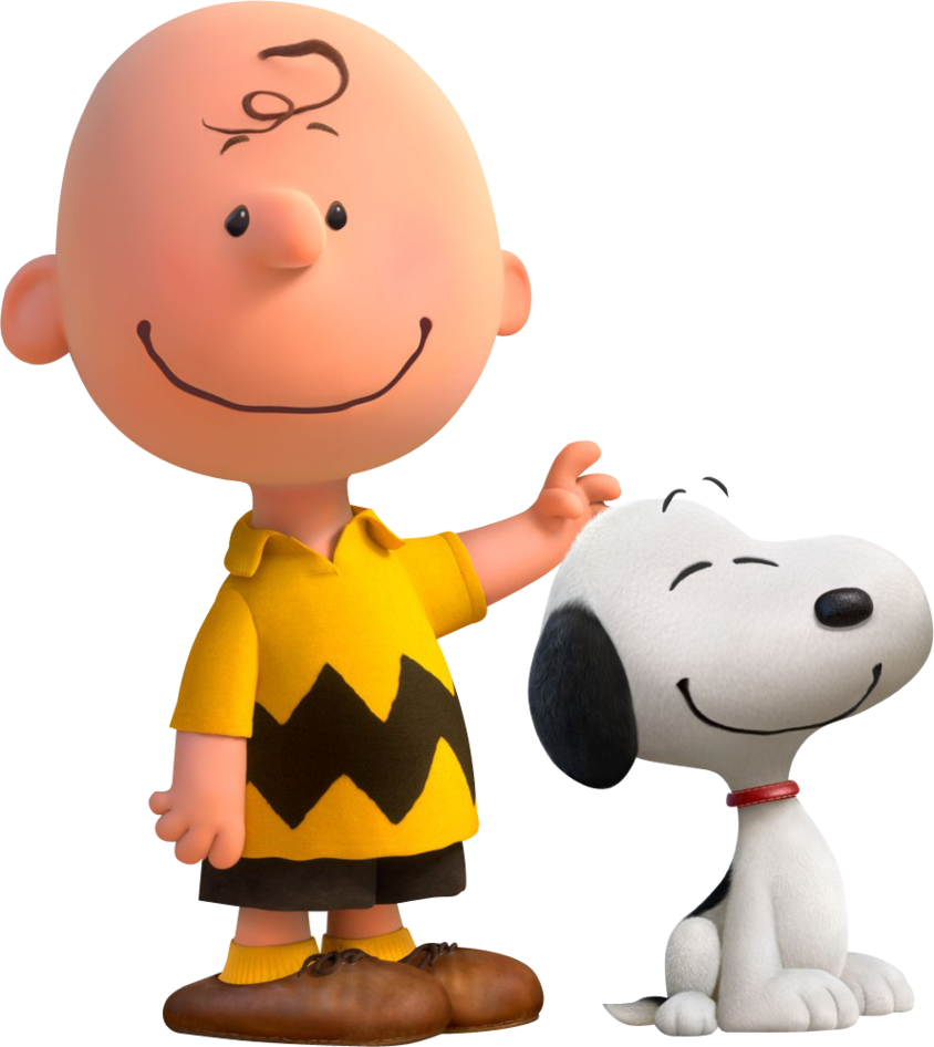 Charlie brown and by. Pilot clipart snoopy
