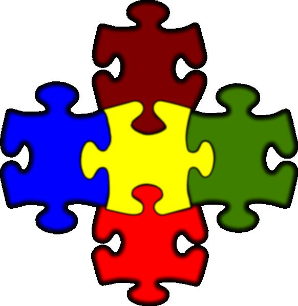 Jigsaw white piece large. Puzzle clipart complete puzzle