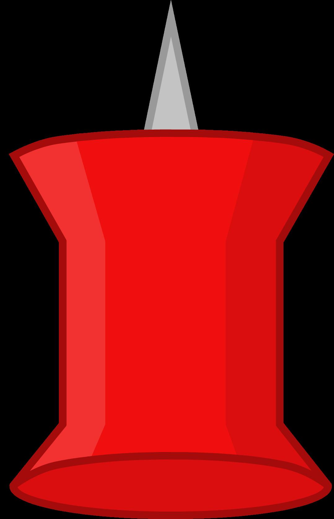 Pin long object