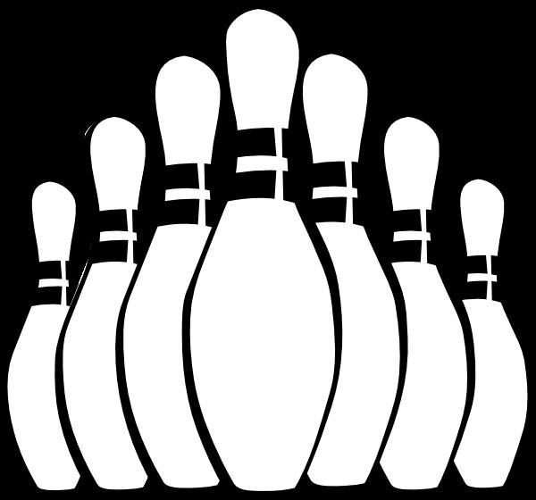 Bowling drawing at getdrawings. Pin clipart sketch