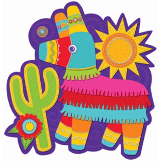 Cutout . Pinata clipart decor mexican
