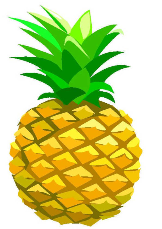Pineapple clipart. At getdrawings com free