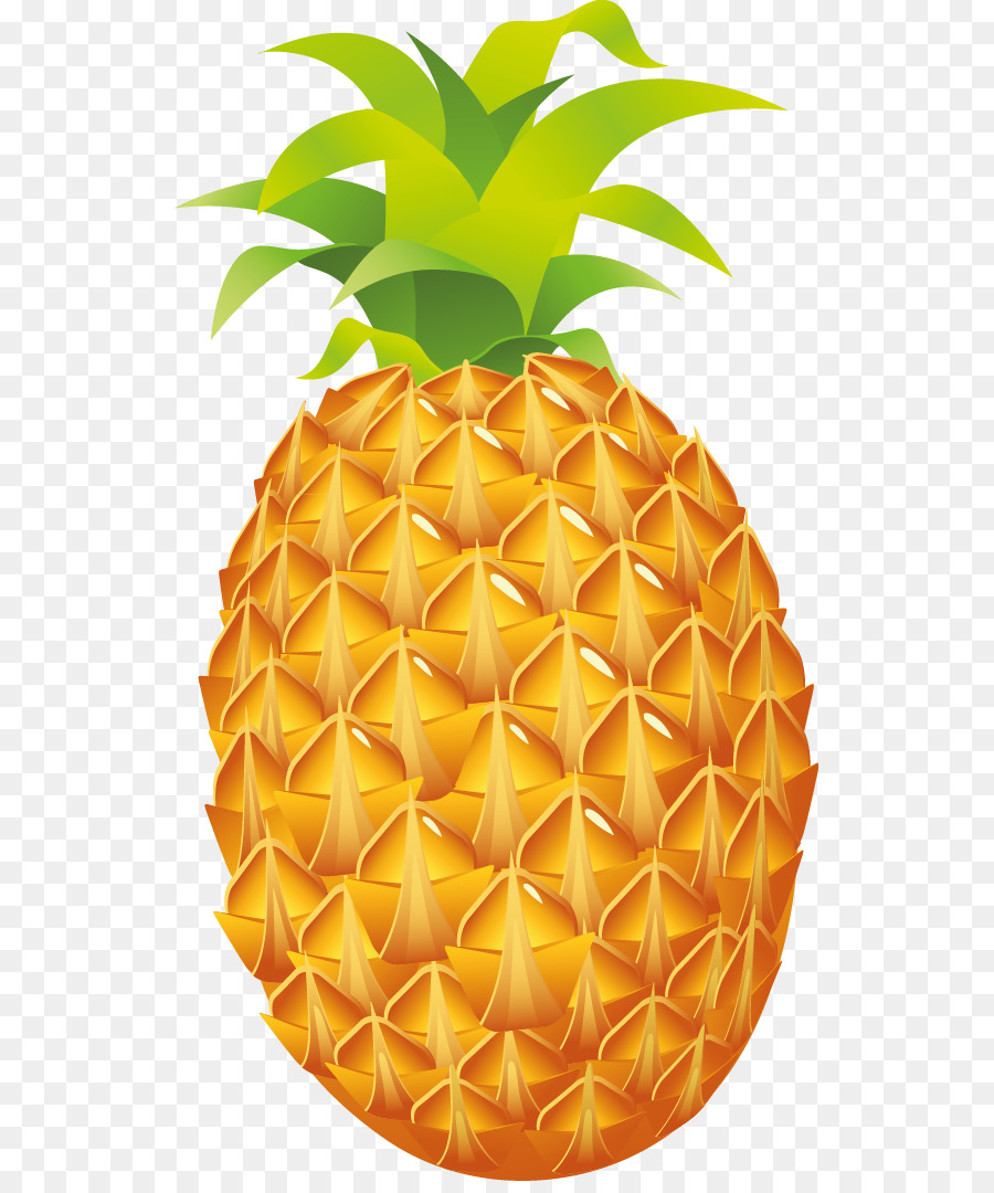 Pineapple clipart. Luau fruit clip art