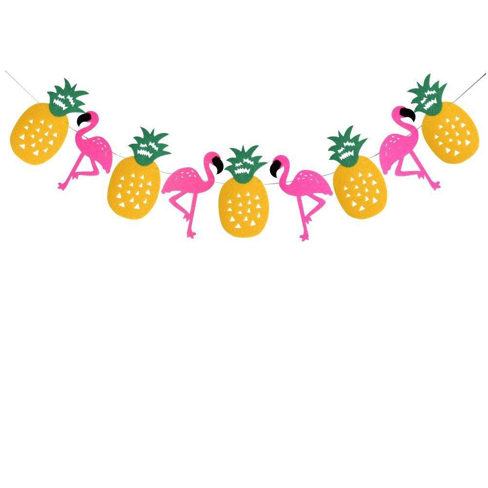 Pineapple Border Clip Art