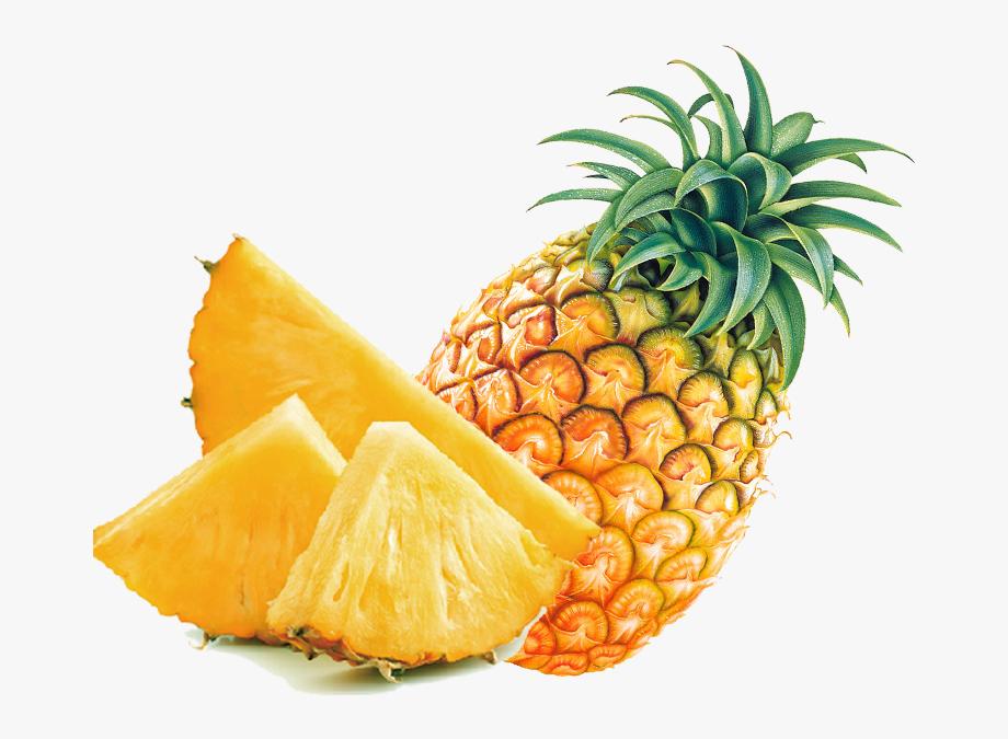 Cut smoothie juice fruit. Pineapple clipart fruite