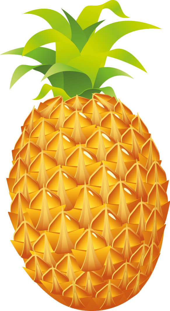 Pineapple clipart glass. Is raw food healthier