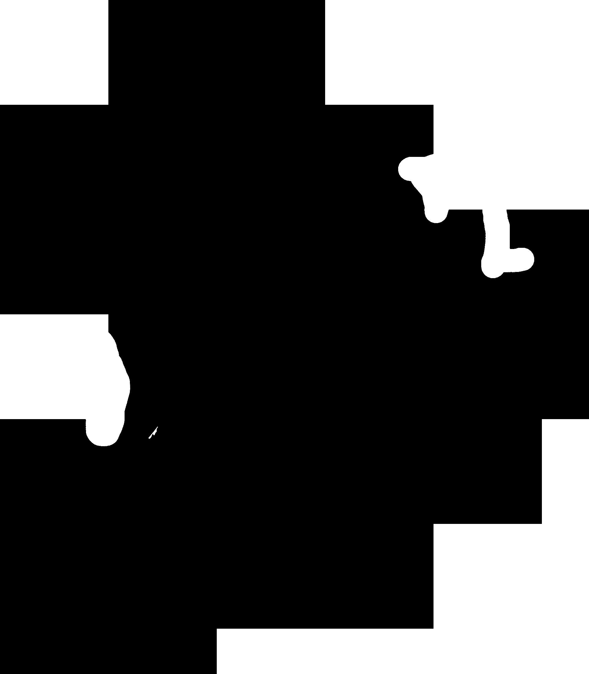 Letter clip art ramadan. Pineapple clipart monogram