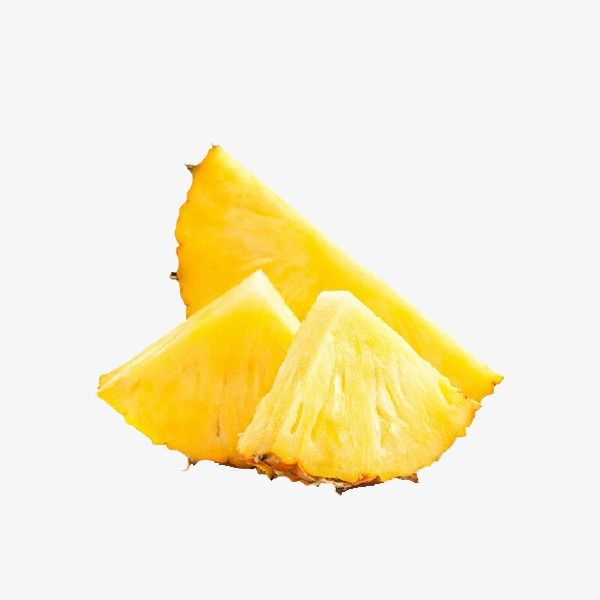 Slices png . Pineapple clipart pineapple slice
