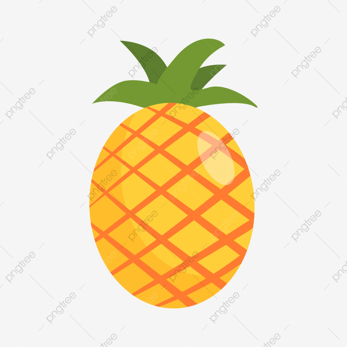 Pineapple clipart tropical. Fruit fresh png