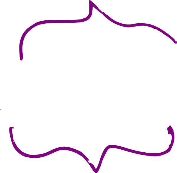 Pink clipart bracket. Purple brackets clip art