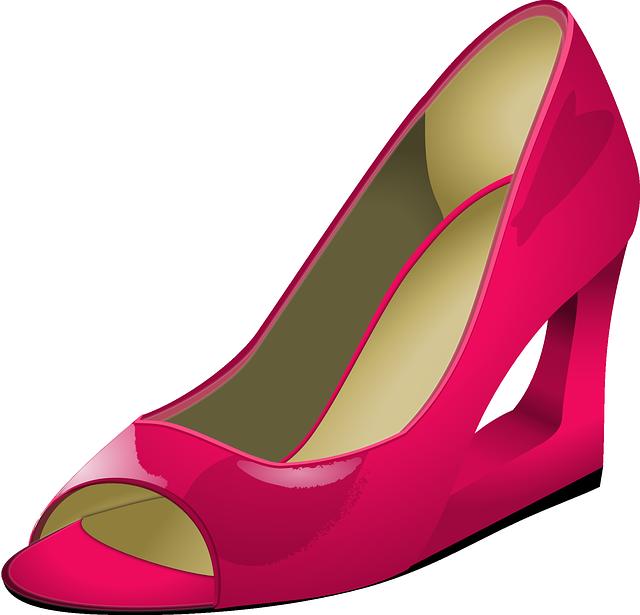 Pink clipart stilettos. Hey friends check this