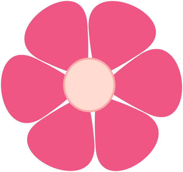 Pink clipart sunflower. Buttercup flower at getdrawings