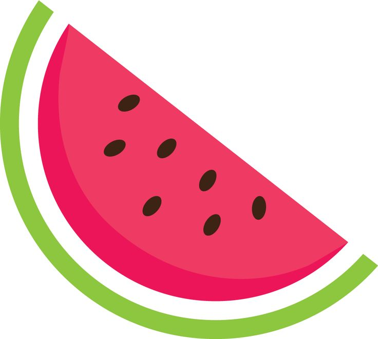 Watermelon clipart triangle. Free stroller cliparts download