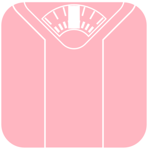 Free scale cliparts download. Weight clipart pink